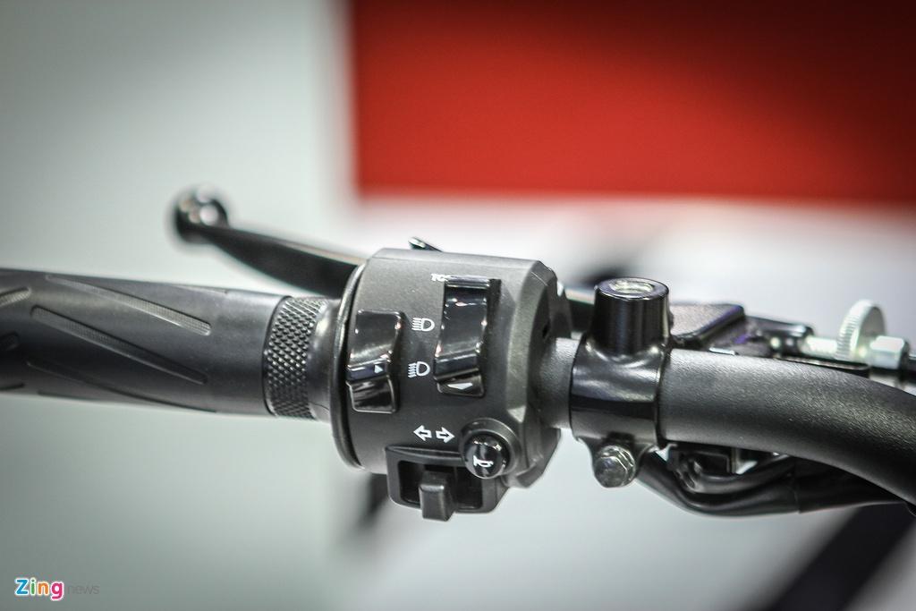Moto 850 phan khoi Yamaha XSR900 tai Viet Nam hinh anh 5