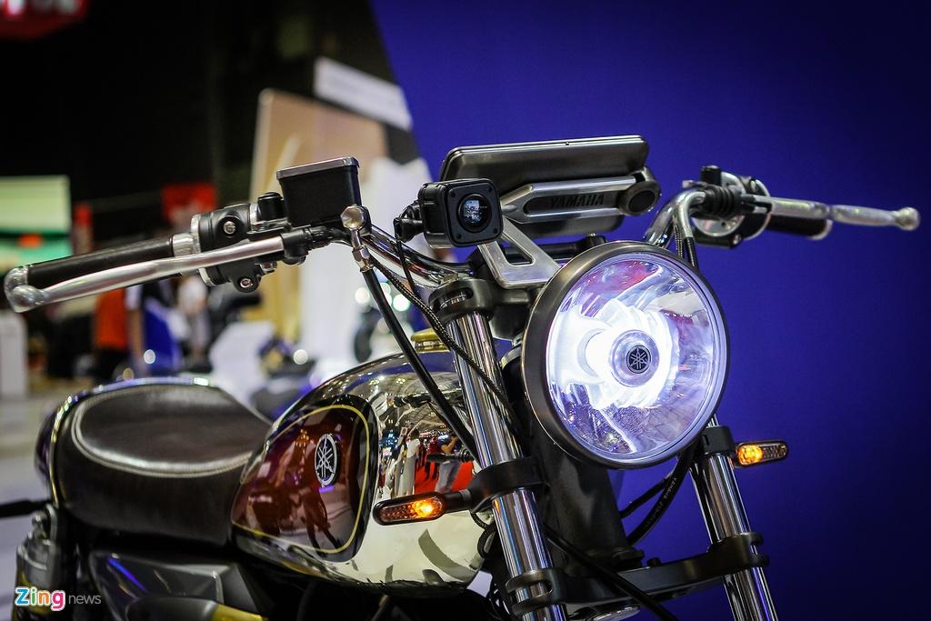 Xe con tay concept Yamaha Resonator tai Viet Nam hinh anh 3