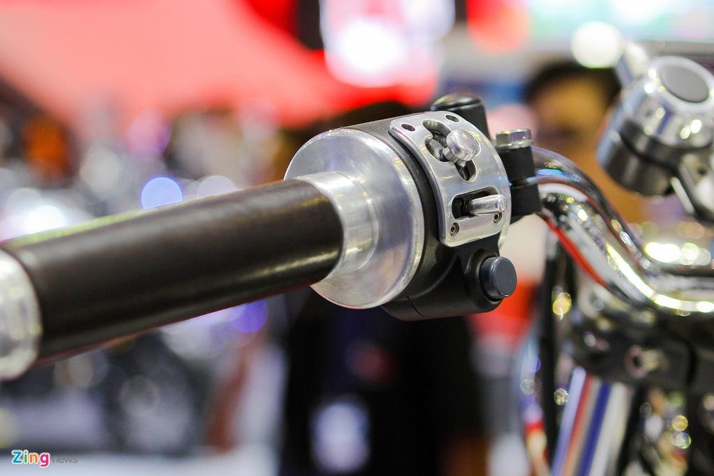 Xe con tay concept Yamaha Resonator tai Viet Nam hinh anh 5