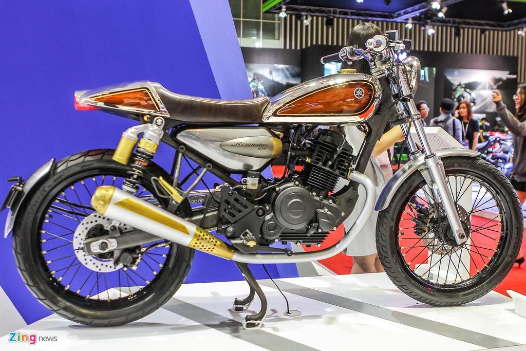 Xe con tay concept Yamaha Resonator tai Viet Nam hinh anh 1