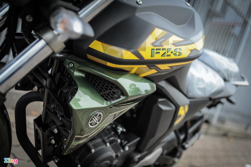 Yamaha FZ-S V2.0 2016 gia hon 70 trieu ve Ha Noi hinh anh 6