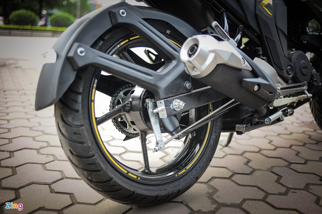 Yamaha FZ-S V2.0 2016 gia hon 70 trieu ve Ha Noi hinh anh 11