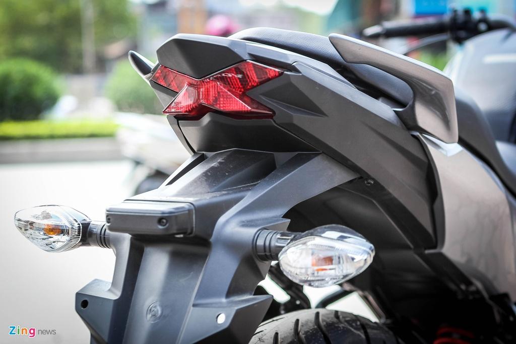 Honda CB Hornet 160R gia hon 80 trieu dau tien ve Viet Nam hinh anh 8