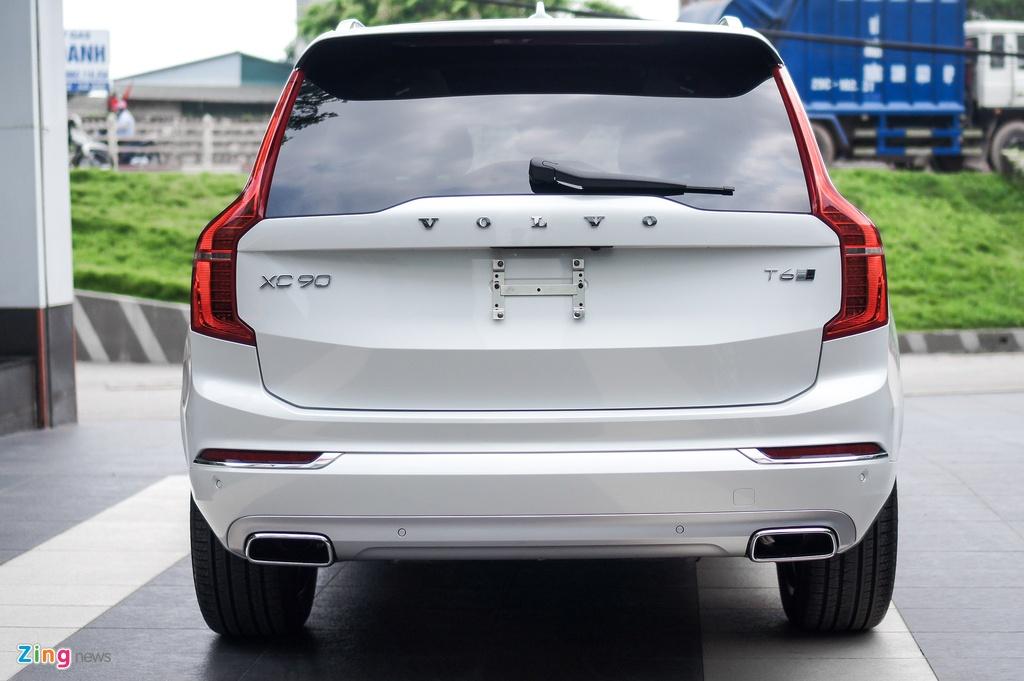 Chi tiet Volvo XC90 T6 Inscription - doi thu Audi Q7 tai VN hinh anh 4