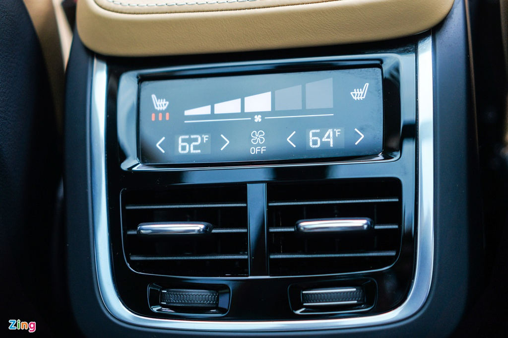 Chi tiet Volvo XC90 T6 Inscription - doi thu Audi Q7 tai VN hinh anh 14