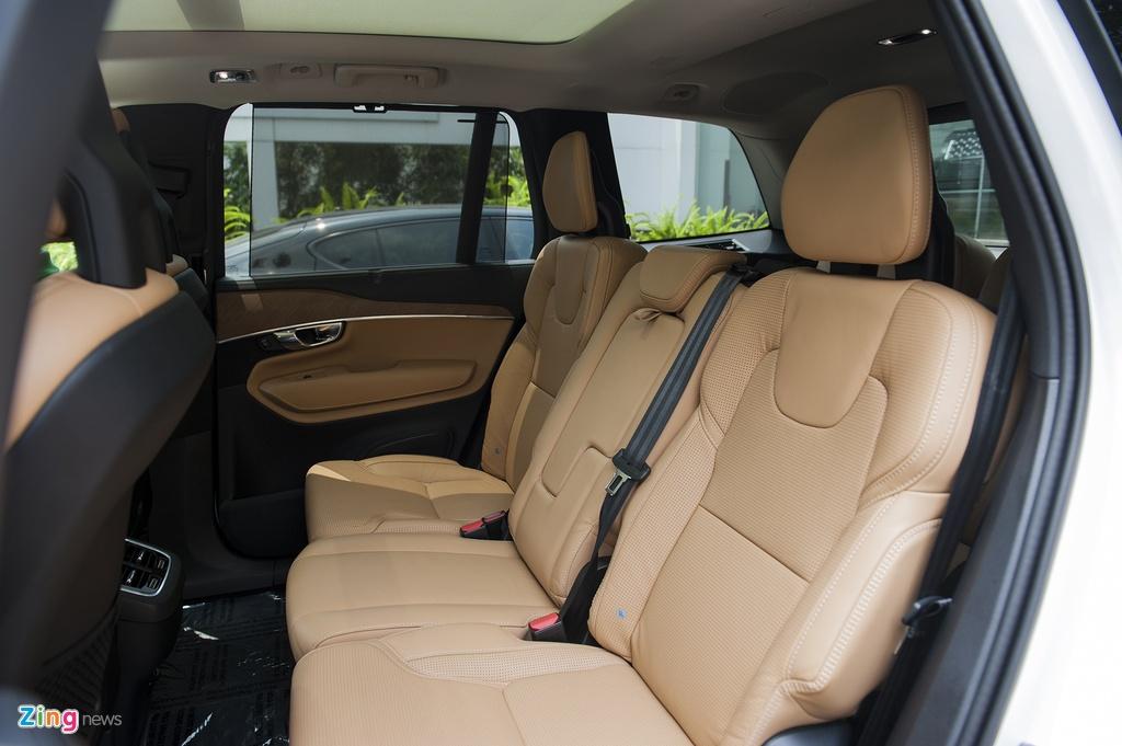 Chi tiet Volvo XC90 T6 Inscription - doi thu Audi Q7 tai VN hinh anh 12