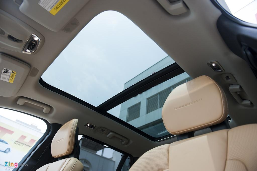 Chi tiet Volvo XC90 T6 Inscription - doi thu Audi Q7 tai VN hinh anh 15