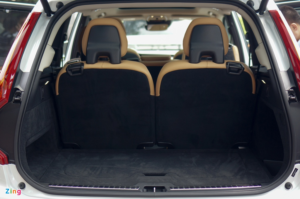 Chi tiet Volvo XC90 T6 Inscription - doi thu Audi Q7 tai VN hinh anh 16