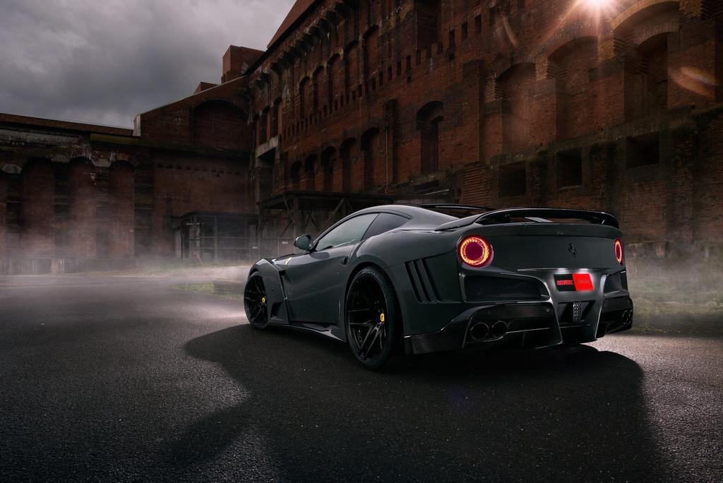 Sieu xe Ferrari F12 Berlinetta do gioi han 11 chiec hinh anh 2
