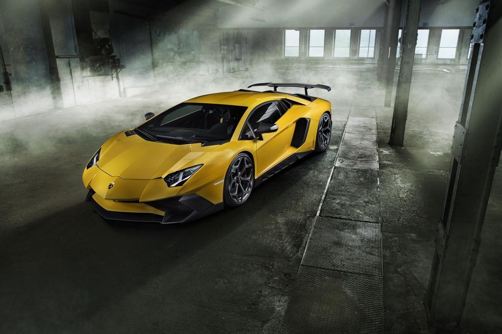 Sieu pham Lamborghini Aventador SV do cong suat 786 ma luc hinh anh 6
