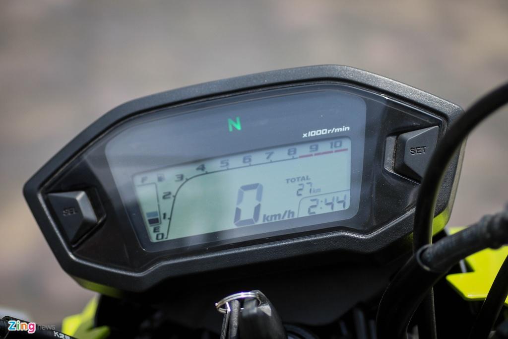 Honda MSX 125SF 2016 gia hon 90 trieu moi ve Ha Noi hinh anh 5