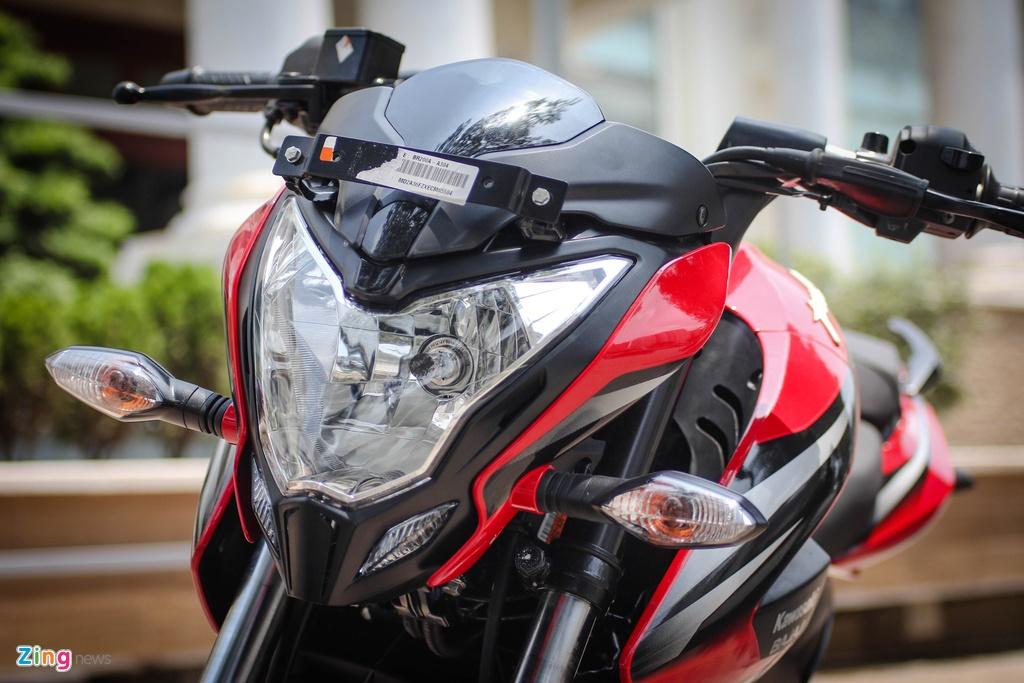 Moto 200 phan khoi gia re gan mac Kawasaki tai Ha Noi hinh anh 3