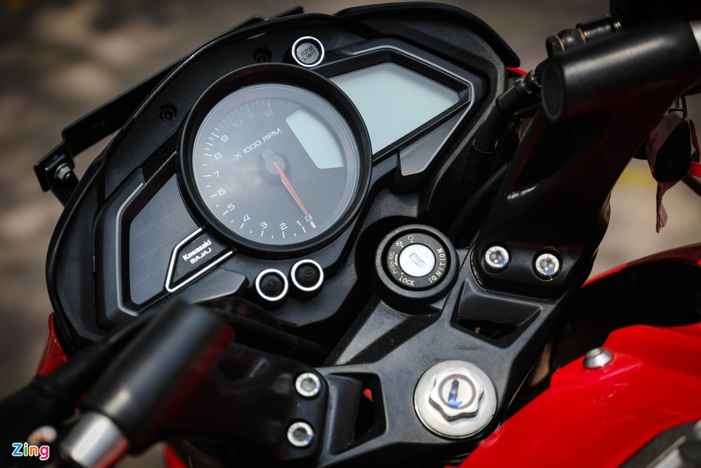 Moto 200 phan khoi gia re gan mac Kawasaki tai Ha Noi hinh anh 4