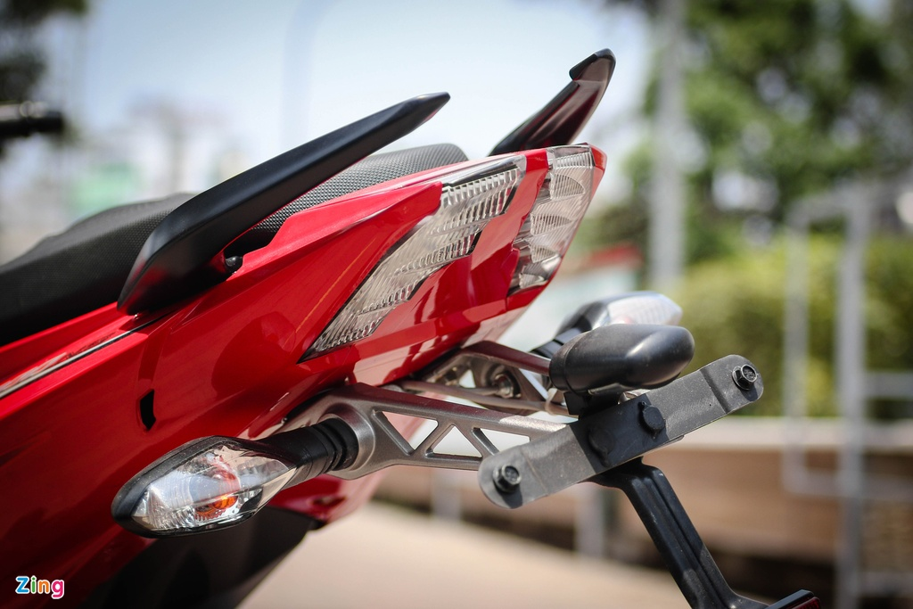 Moto 200 phan khoi gia re gan mac Kawasaki tai Ha Noi hinh anh 9