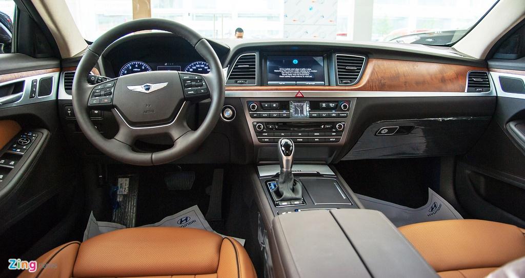 Hyundai Genesis sedan gia hon 2 ty tai Ha Noi hinh anh 7