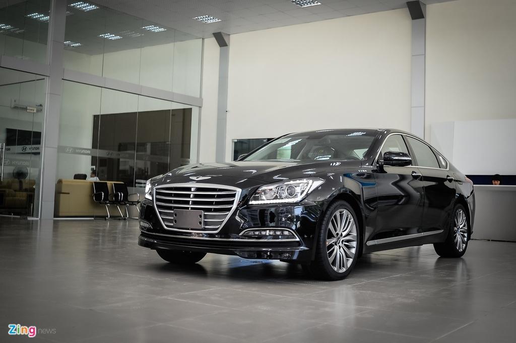 Hyundai Genesis sedan gia hon 2 ty tai Ha Noi hinh anh 16