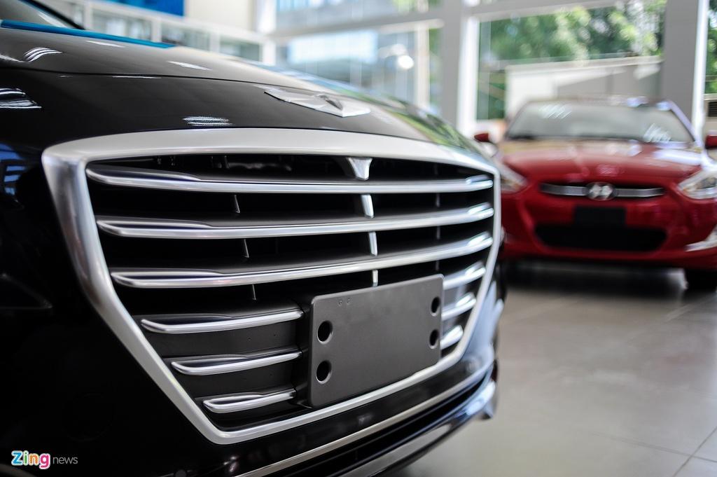 Hyundai Genesis sedan gia hon 2 ty tai Ha Noi hinh anh 4