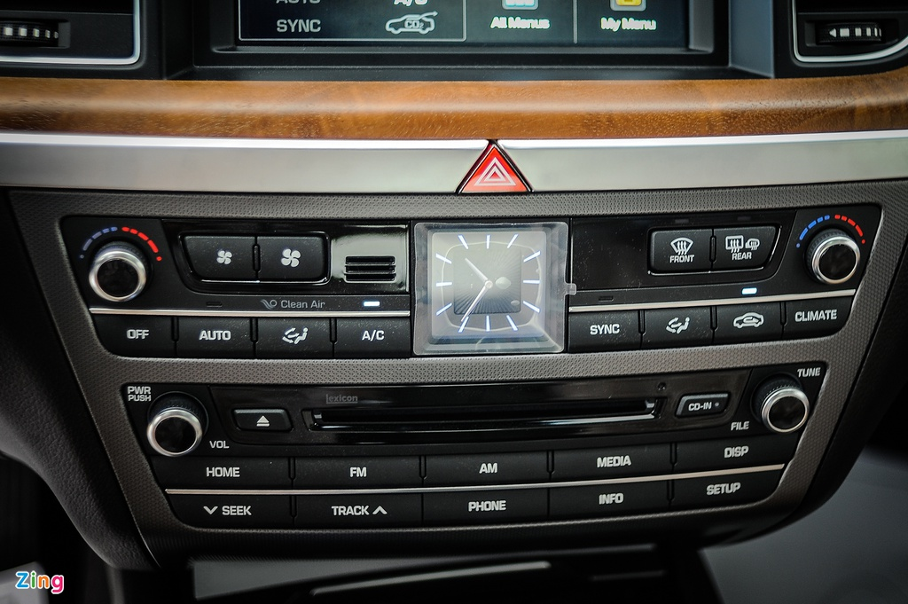 Hyundai Genesis sedan gia hon 2 ty tai Ha Noi hinh anh 11
