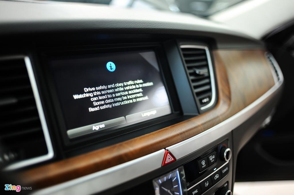 Hyundai Genesis sedan gia hon 2 ty tai Ha Noi hinh anh 10
