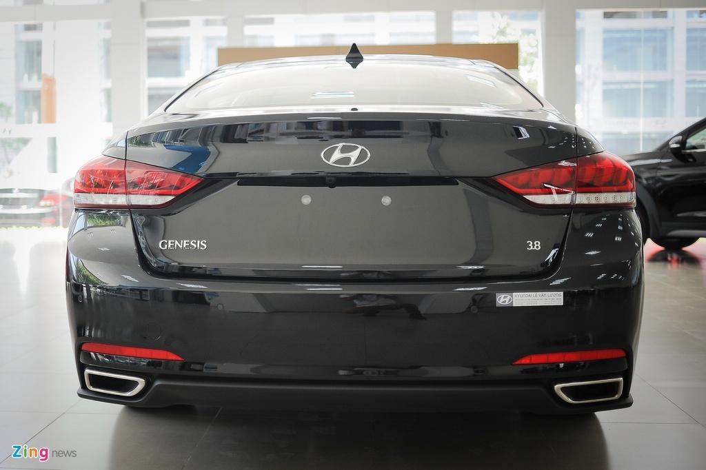 Hyundai Genesis sedan gia hon 2 ty tai Ha Noi hinh anh 5