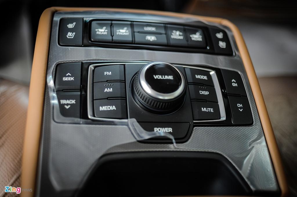 Hyundai Genesis sedan gia hon 2 ty tai Ha Noi hinh anh 14