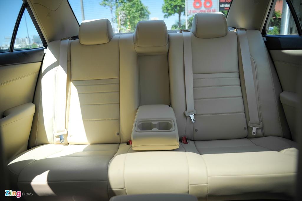 Toyota Camry XLE ban My gia gan 2 ty tai Ha Noi hinh anh 13