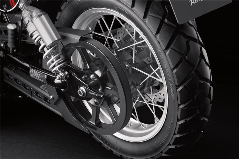Yamaha SCR950 doi thu Ducati Scrambler anh 6