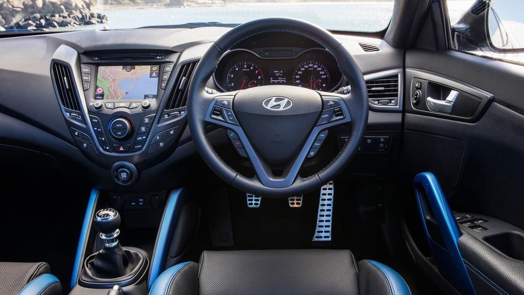 Hyundai Veloster phien ban dac biet so luong han che hinh anh 7