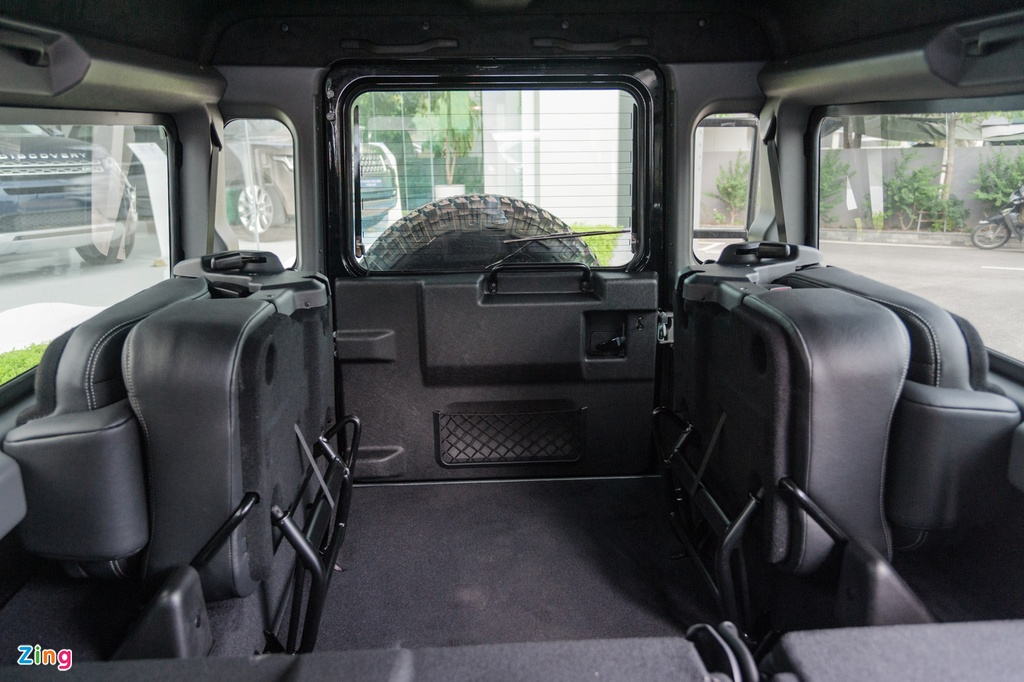 Xe off-road Land Rover Defender hon 2 ty ve Viet Nam hinh anh 12