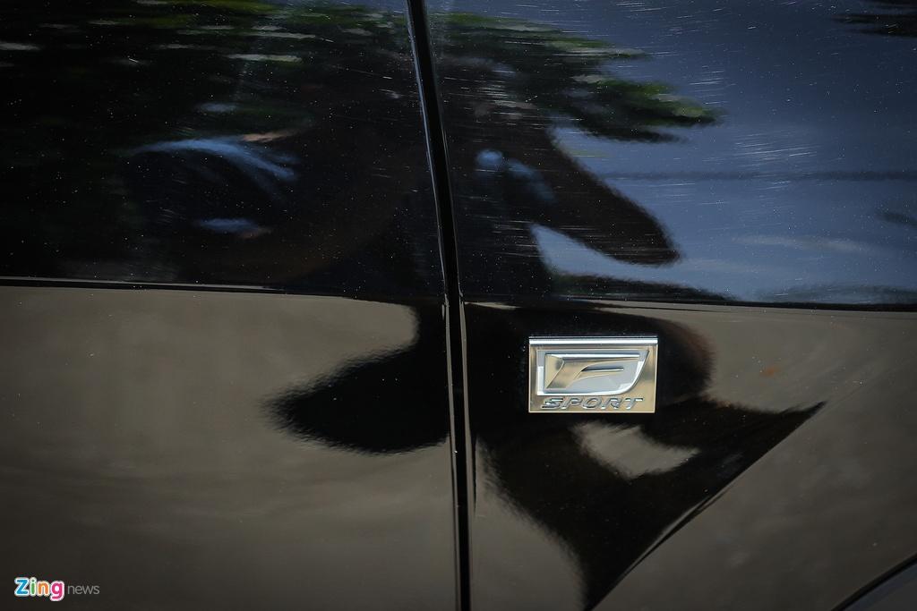 Chi tiet Lexus RX350 F-Sport 2016 tai Ha Noi hinh anh 4