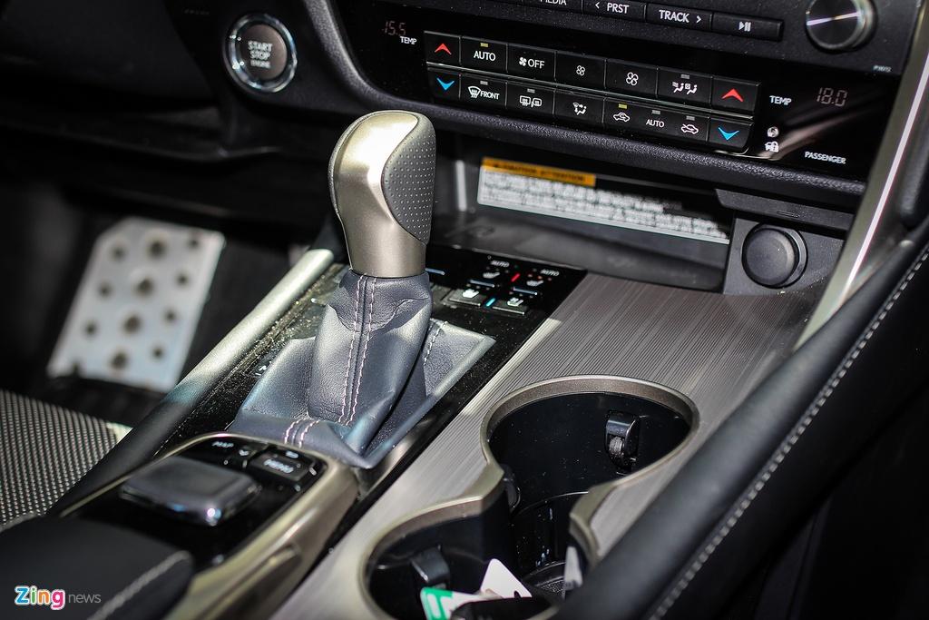 Chi tiet Lexus RX350 F-Sport 2016 tai Ha Noi hinh anh 10