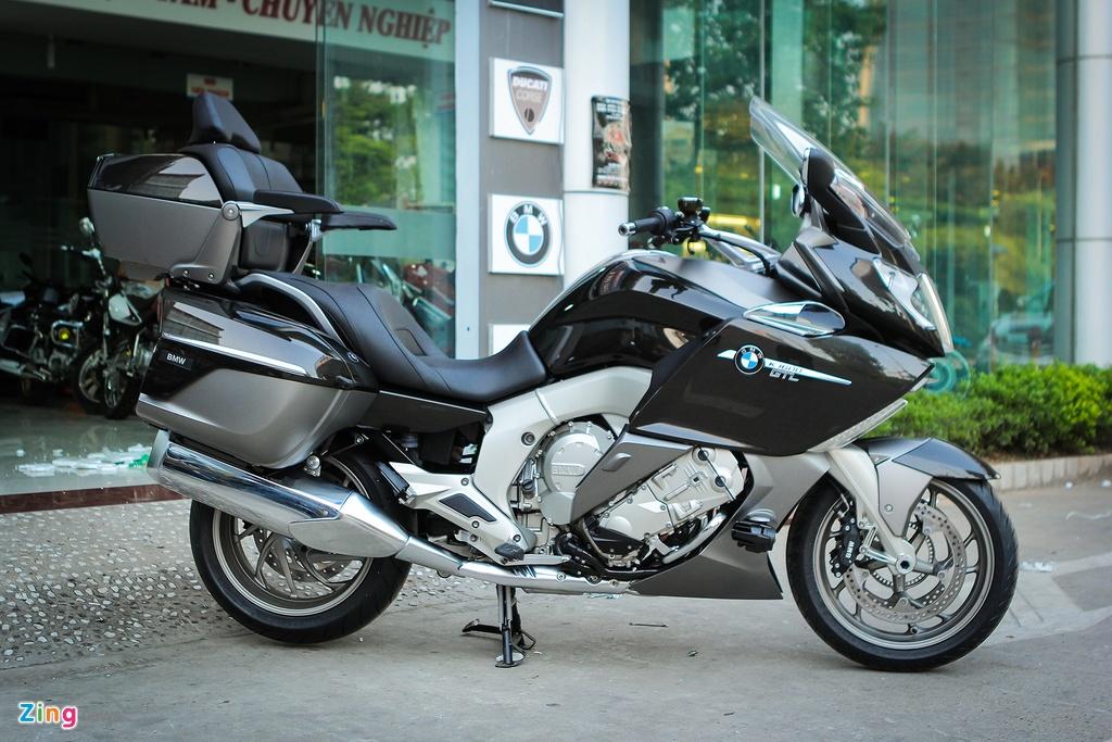Moto duong truong BMW 1.650 phan khoi ve Ha Noi hinh anh 1