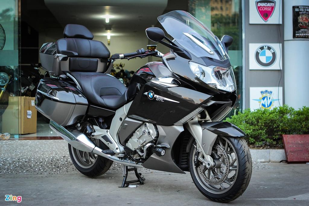 Moto duong truong BMW 1.650 phan khoi ve Ha Noi hinh anh 11