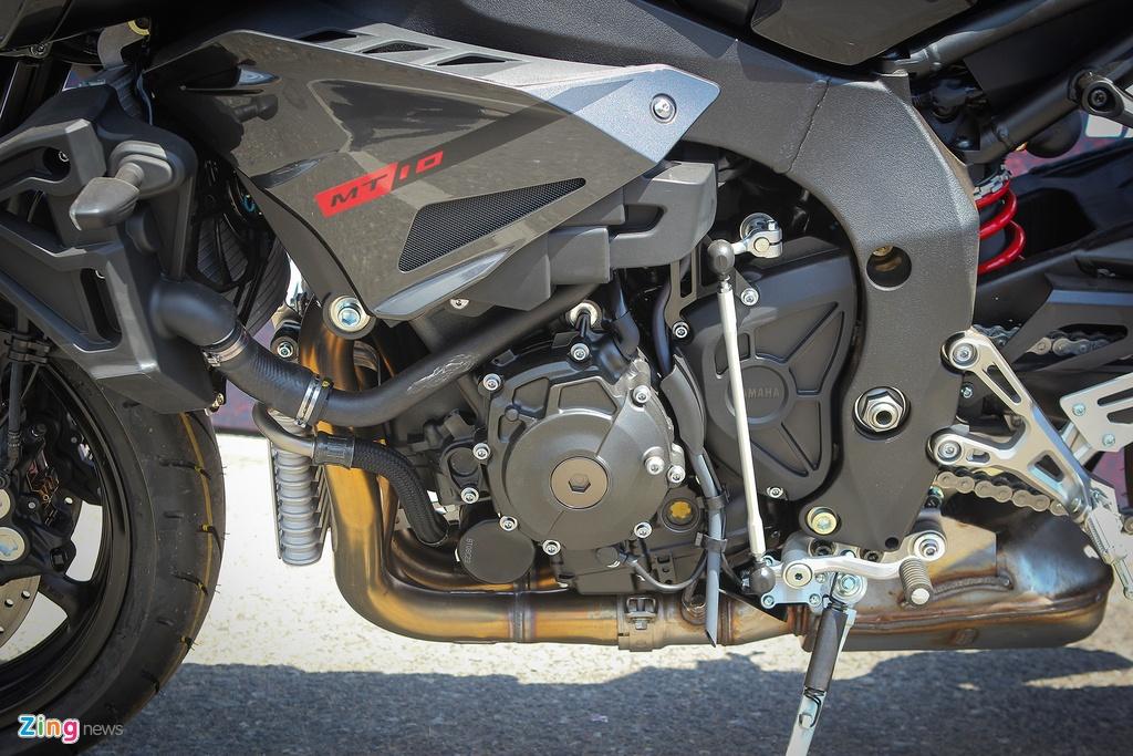 Can canh moto 1.000 phan khoi Yamaha MT-10 moi ve Viet Nam hinh anh 9