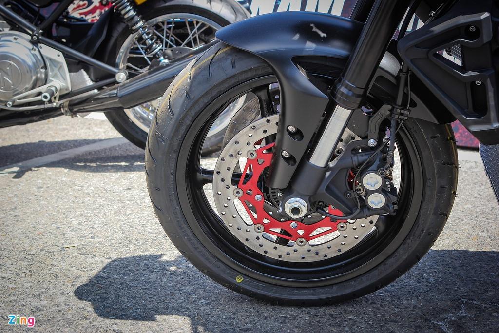 Can canh moto 1.000 phan khoi Yamaha MT-10 moi ve Viet Nam hinh anh 8