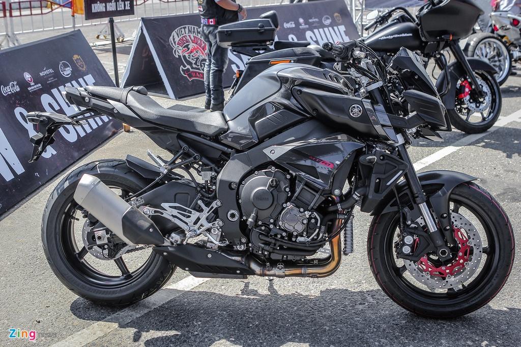 Can canh moto 1.000 phan khoi Yamaha MT-10 moi ve Viet Nam hinh anh 2