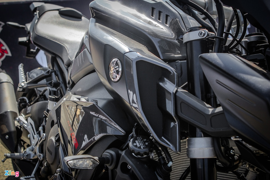 Can canh moto 1.000 phan khoi Yamaha MT-10 moi ve Viet Nam hinh anh 5