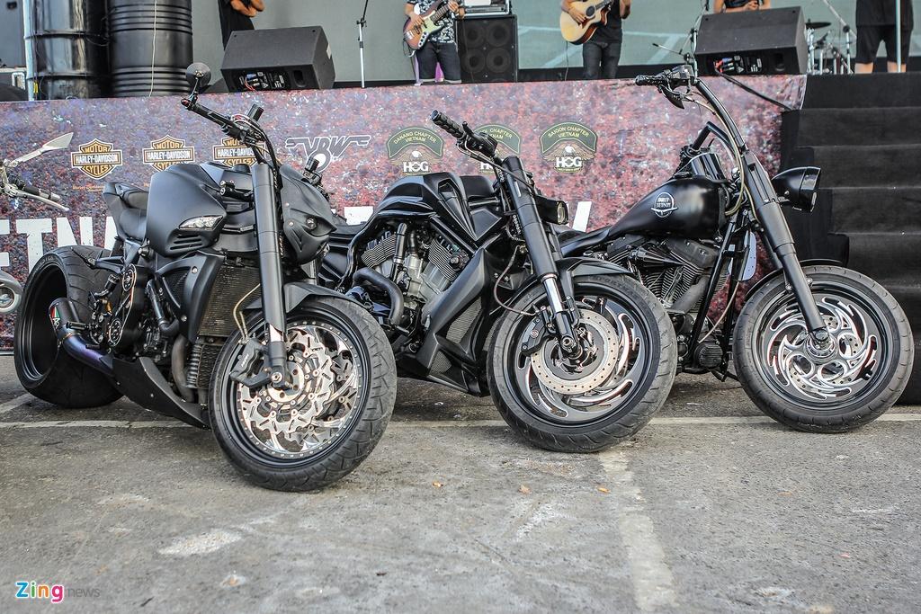Dan xe doc tai tuan le moto Viet Nam 2016 hinh anh 4