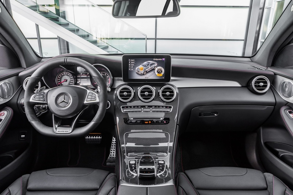 Mercedes-AMG GLC 43 Coupe cong suat 367 ma luc trinh lang hinh anh 7