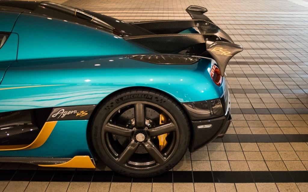 Sieu xe Koenigsegg Agera RSR ra mat tai Nhat Ban hinh anh 6