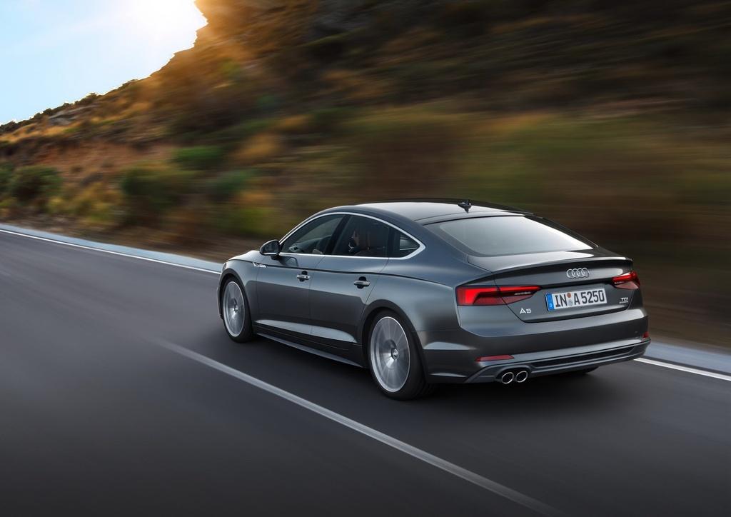 Audi A5, S5 Sportback 2017 trinh lang hinh anh 4