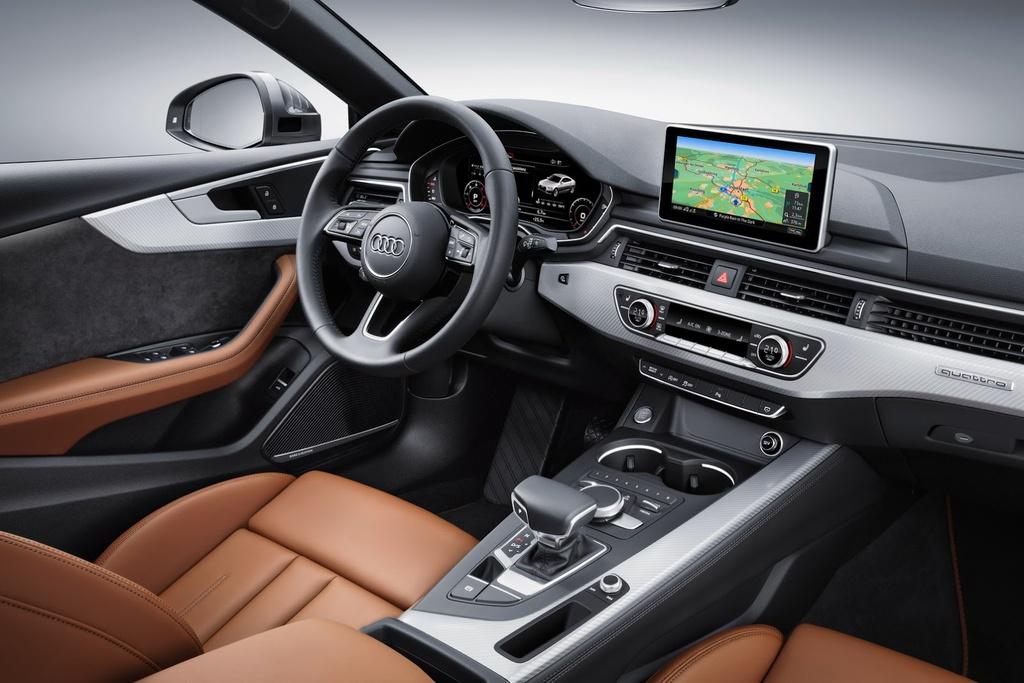 Audi A5 Sportback 2017 ra mat anh 9
