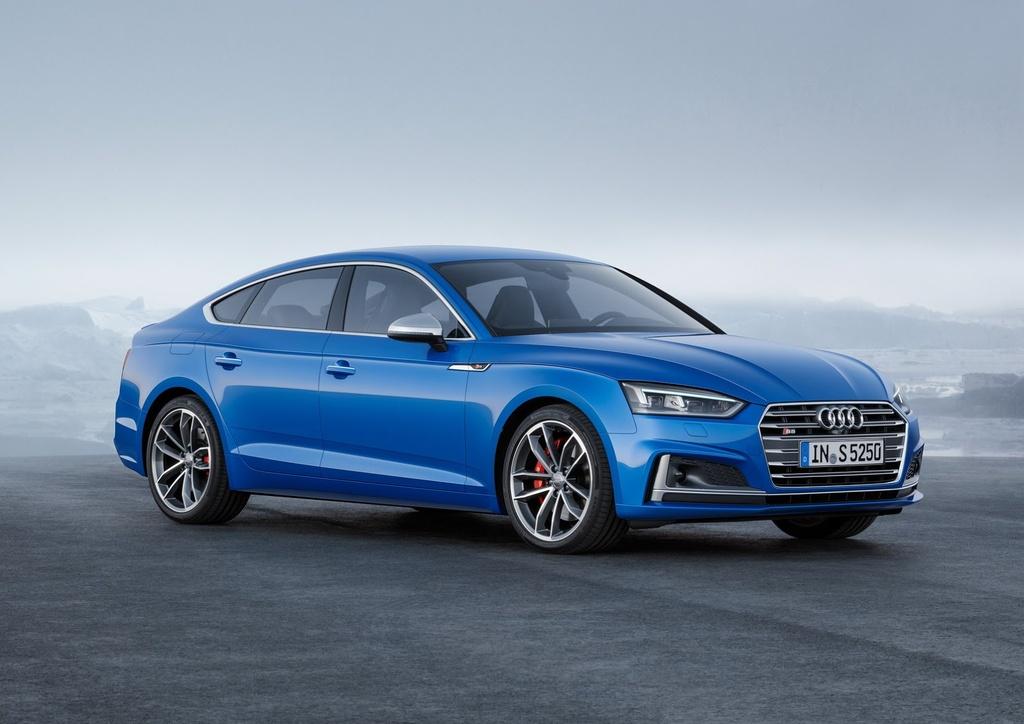 Audi A5, S5 Sportback 2017 trinh lang hinh anh 5