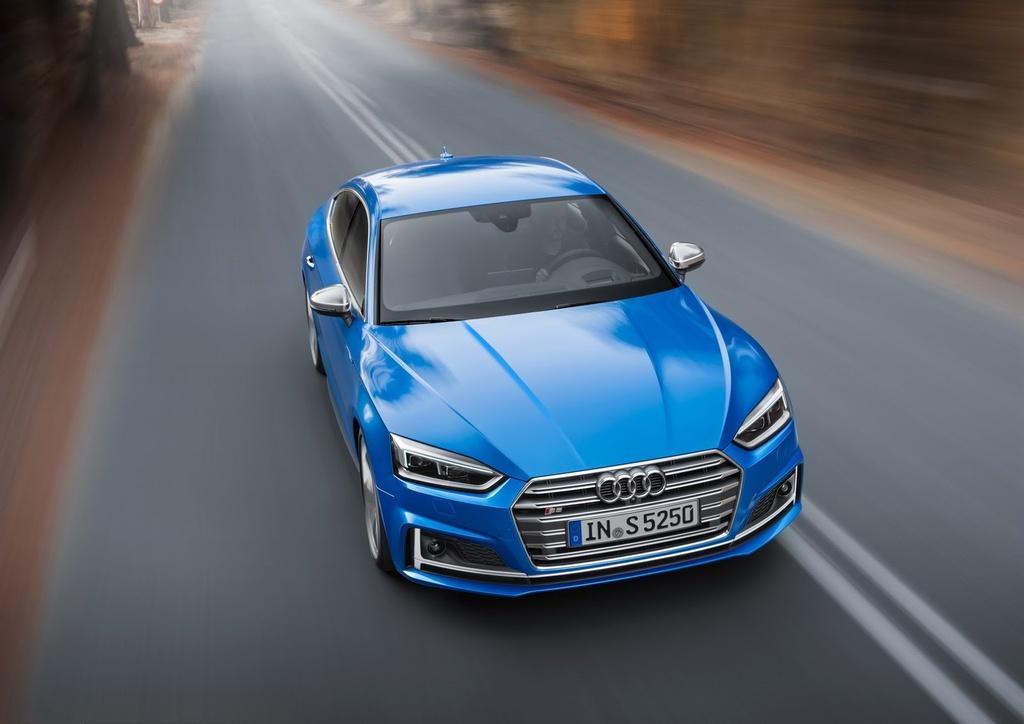 Audi A5, S5 Sportback 2017 trinh lang hinh anh 7