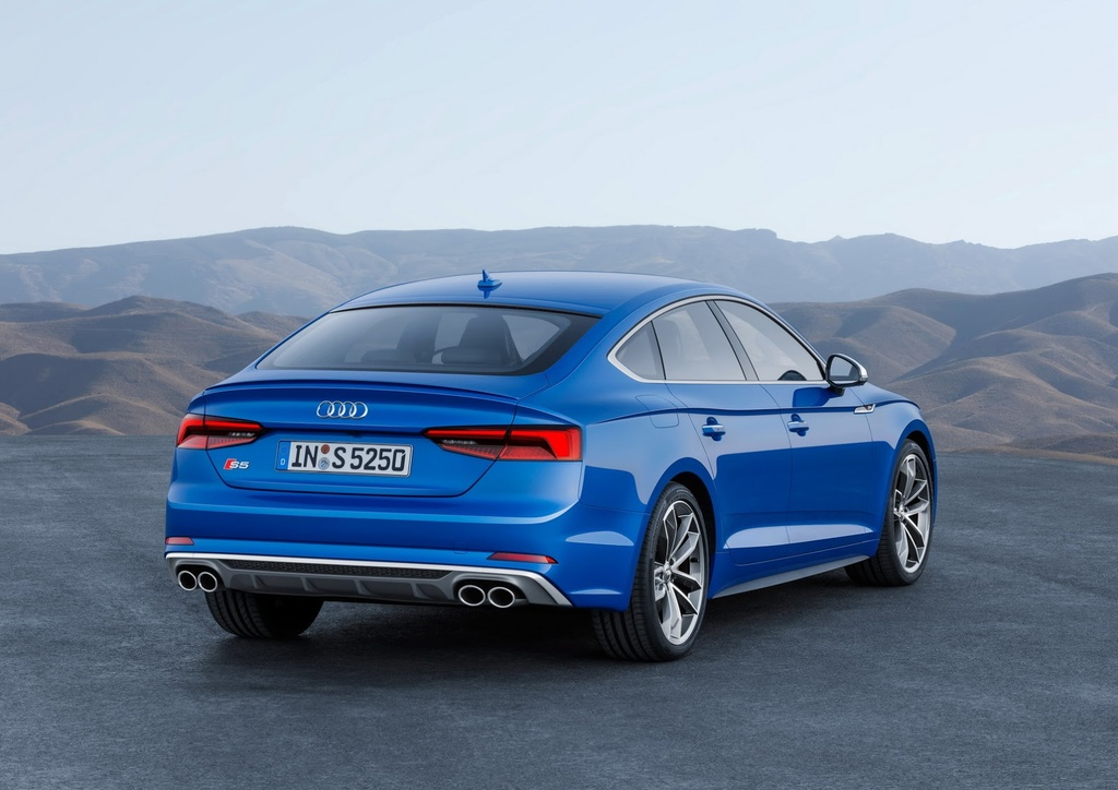 Audi A5, S5 Sportback 2017 trinh lang hinh anh 8