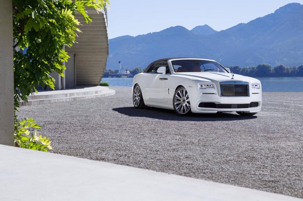 Novitec do Rolls-Royce Dawn dac biet cho nguoi noi tieng hinh anh 5