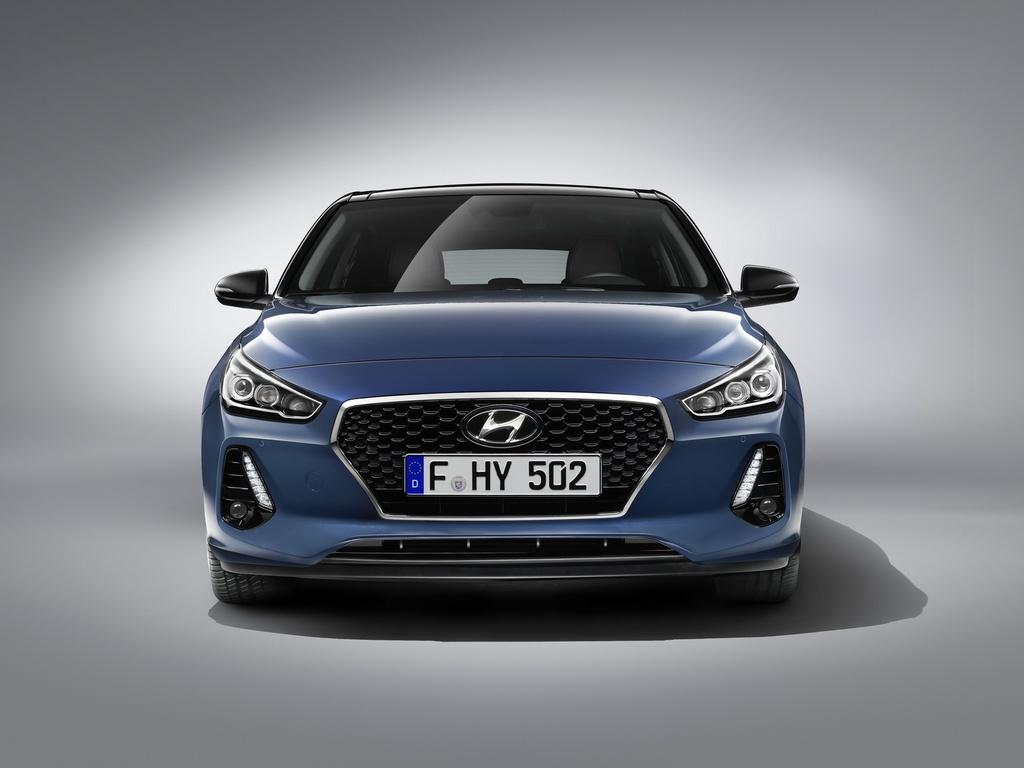 Hyundai i30 hoan toan moi trinh lang hinh anh 1
