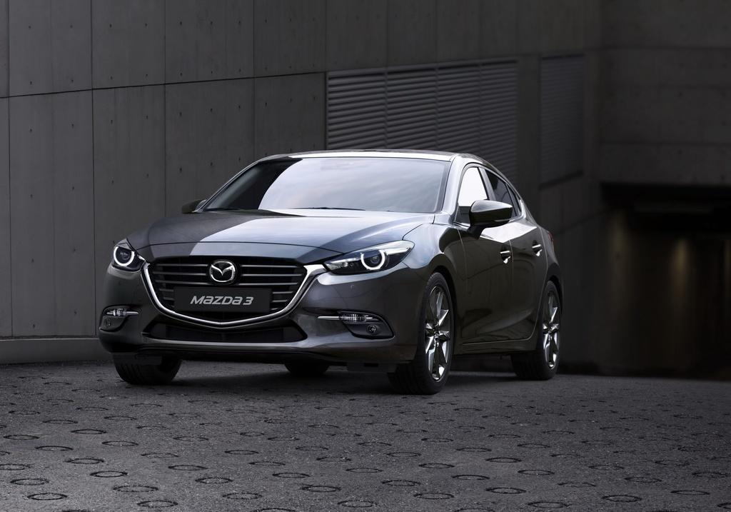 Mazda3 2017 so huu nang cap nhe hinh anh 1
