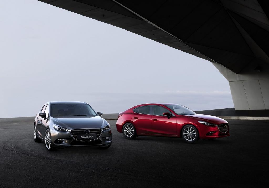 Mazda3 2017 so huu nang cap nhe hinh anh 2