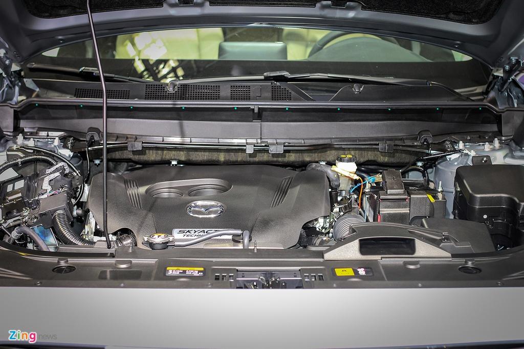 CX-9 2016 - SUV cao cap nhat cua Mazda den Viet Nam hinh anh 12
